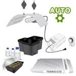 Kit per Auto Fiorenti 400W - Max. 8 piante + OMAGGIO!